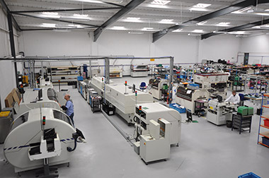 Electronic Manufacturing in Fareham