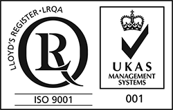 ISO9001 Quality Mark